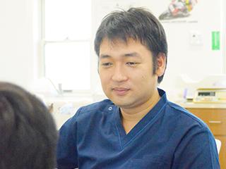しのはらクリニック院長 篠原大輔先生